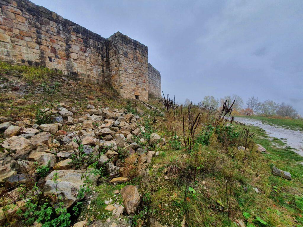 Die Ruine Falkenburg